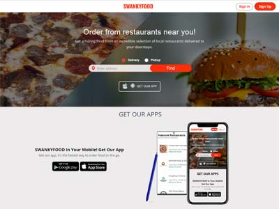 Swiggy Clone Script | Swiggy Clone Source Code | Food